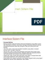 04-Manajemen Sistem File
