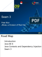 JBoss Seam 3