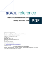 The Sage Handbook of Globalization n12