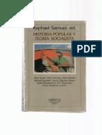 Artículos Libro Rapahel Samuel