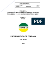 P27 - Procedimiento Purga e Inertizacion de Tuberias