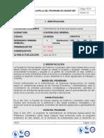 FD70 - Contabilidad General 2013-2