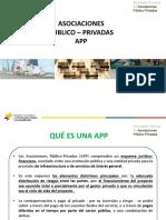 App Alianzas Publico Privadas Ppt