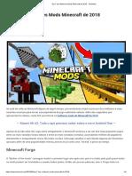 Top 7 Dos Melhores Mods Minecraft de 2018 - TecheNet