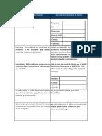 Formualrio WMS Citica