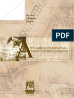 Preview of Antes de Que Te Vayas Trayectoria Del Merengue Folcl Rico