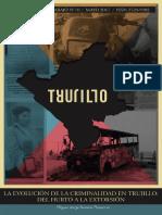 Jorge Nureña - Criminalidad en Trujillo - Cuaderno de Trabajo