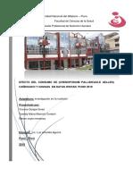 Perfil Cañihuaco Investigacion