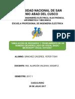 2.1.- Informe Simulacion de Redondeo Truncamiento
