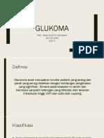 Glukoma pediatri
