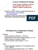7-Deformation Due to T Change