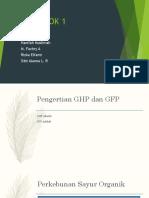 Kelompok 1 Ghp & Gdp