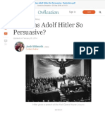 On adolf hitler