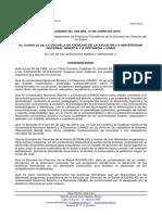 Acuerdo 059 Del 12 de Junio de 2019