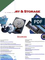 04. Memory & Storage