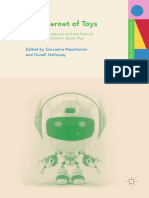(Studies in Childhood and Youth) Giovanna Mascheroni, Donell Holloway - The Internet of Toys_ Practices, Affordances and the Political Economy of Children's Smart Play-Springer International Publishin