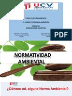 Norma Ambiental Minam