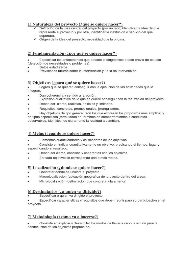 Proyecto De Intervención Diseño Evaluación