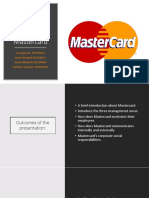 management presentation mastercard