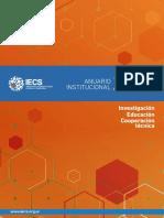 Anuario IECS 2018