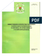 LOGEMENT MEDICAL AU BURKINA FASO