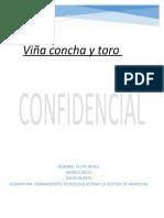 Cadena de Valor Cyt Marketing Felipe