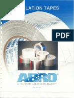 9.0 Abro Tape Fsk Data Sheet