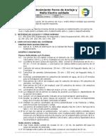 E-MIN-14 Sostenimiento Con Perno y Malla Electrosoldada OL3