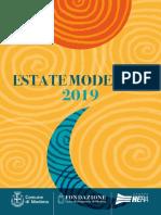 Estate Modenese 2019