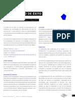 Caso de Éxito - Implementación ISO 20000