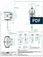 Rotork Cvl Dimensiones