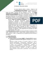 Actividad Tema 2. El Vínculo Educativo. Características, Habilidades y Competencias Profesionales