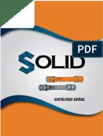 Solid - Catalogo Geral Cardãns