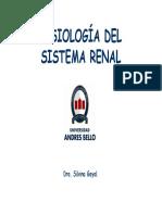 Clase 12-13 Renal