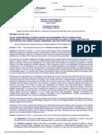 VFP v. Reyes, 483 SCRA 526