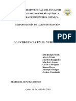 convergencia armonica