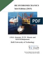 Offshore Hydromechanics