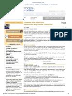 Obtención Patente Comercial