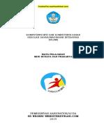 KI-KD SBDP Kelas 3 Semester 2 Revisi 2018 - Websiteedukasi.com