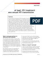 CATIE Viral Load and Hiv Transmission en 2014 07 02