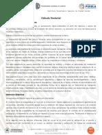 1.- Temario Cálculo Vectorial ING