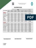 Formato de Plan Operativo- Olenka 2019