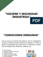 higienice y seguridad industrial