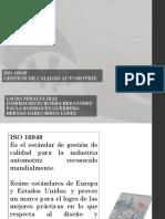 Presentacion Norma ISO 16949