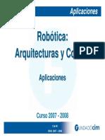 APLICACIONES ROBOTICAS