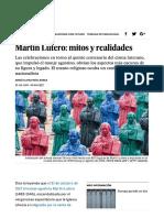 Elvira Roca - Martin Lutero Mitos y Realidades