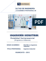 Ingenieria Industrial Ad