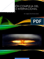 La Noción Compleja Del Derecho Internacional Público
