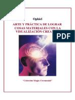11Arte Y Practica de La Visualizacion Creativa - Ophiel ORIGINAL