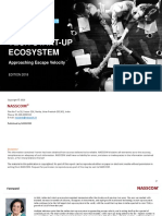 Indian Start-up Ecosystem 2018-Final Report